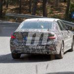 BMW i3 2021 Spy - BMW Serie 3 G20 (3)