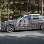 BMW i3 2021 Spy - BMW Serie 3 G20 (4)