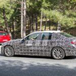 BMW i3 2021 Spy - BMW Serie 3 G20 (6)