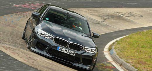 BMW M5 by AC Schnitzer Nurburgring Record - BMW M5 M xDrive - F90