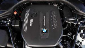 BMW 540d xDrive Engine B57T
