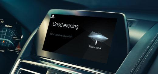 BMW Intelligent Personal Assistant - iDrive 7.0 Live Cockpit 2019