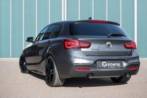 BMW M140i xDrive G-Power 2018 - F20 - BMW Serie 1 (2)