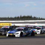 BMW M4 DTM Nurburgring 2018