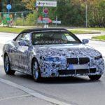 BMW M440i Cabrio Spy 2020 - G22 - BMW Serie 4 Cabrio