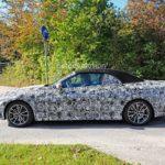 BMW M440i Cabrio Spy 2020 - G22 - BMW Serie 4 Cabrio (3)
