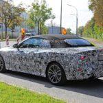 BMW M440i Cabrio Spy 2020 - G22 - BMW Serie 4 Cabrio (5)