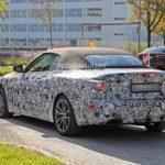 BMW M440i Cabrio Spy 2020 - G22 - BMW Serie 4 Cabrio (6)