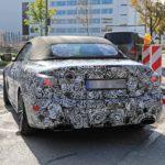 BMW M440i Cabrio Spy 2020 - G22 - BMW Serie 4 Cabrio (7)