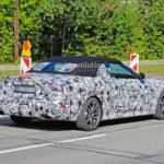 BMW M440i Cabrio Spy 2020 - G22 - BMW Serie 4 Cabrio (8)