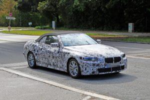 BMW M440i Cabrio Spy 2020 - G22 - BMW Serie 4 Cabrio (9)