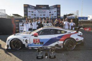 BMW M8 GTE 2018 Laguna Seca IMSA