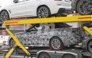 BMW Serie 4 Cabrio Spy G23 2021 (5)