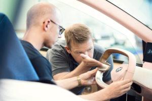 BMW Vision iNEXT Concept 2018 - Design Process (17)