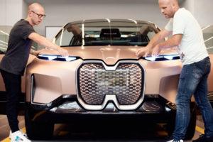 BMW Vision iNEXT Concept 2018 - Design Process (5)