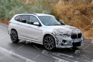 BMW X1 M35i xDrive 2019 F48 Spy (2)