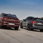 BMW X3M - BMW X4M F97 F98 2019 Spy Ufficiali Nurburgring (3)