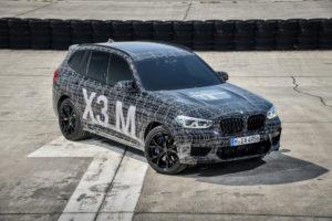 BMW X3M - BMW X4M F97 F98 2019 Spy Ufficiali Nurburgring (4)