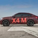 BMW X3M - BMW X4M F97 F98 2019 Spy Ufficiali Nurburgring (6)