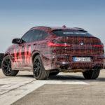 BMW X3M - BMW X4M F97 F98 2019 Spy Ufficiali Nurburgring (8)