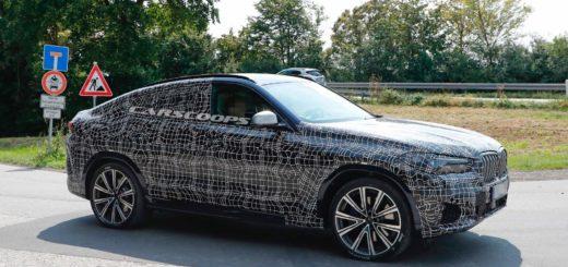 BMW X6 2019 Spy G06 (3)