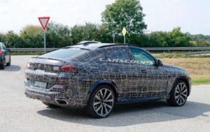 BMW X6 2019 Spy G06 (4)