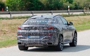 BMW X6 2019 Spy G06 (5)