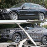 BMW X6 2019 Spy G06 - BMW X6 M50i xDrive
