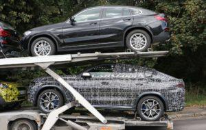 BMW X6 2019 Spy G06 - BMW X6 M50i xDrive (2)
