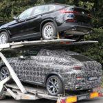 BMW X6 2019 Spy G06 - BMW X6 M50i xDrive (3)