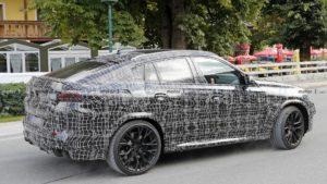 BMW X6 M F96 Spy 2020 (10)