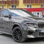 BMW X6 M F96 Spy 2020 (2)