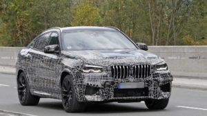 BMW X6 M F96 Spy 2020 (3)