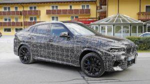 BMW X6 M F96 Spy 2020 (4)