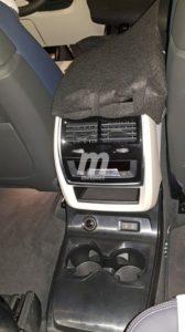 BMW X7 G07 Spy Interior 2019 (4)