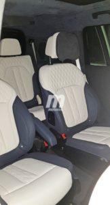 BMW X7 G07 Spy Interior 2019 (5)