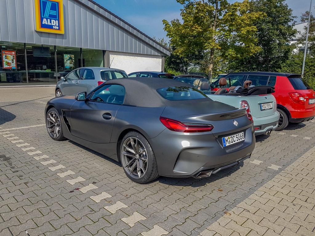 BMW Z4 M40i 2018 - Frozen Grey - G29 - BMW Z4 Roadster