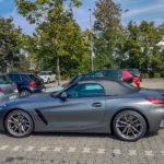 BMW Z4 M40i 2018 - Frozen Grey - G29 - BMW Z4 Roadster (2)