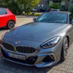BMW Z4 M40i 2018 - Frozen Grey - G29 - BMW Z4 Roadster (3)