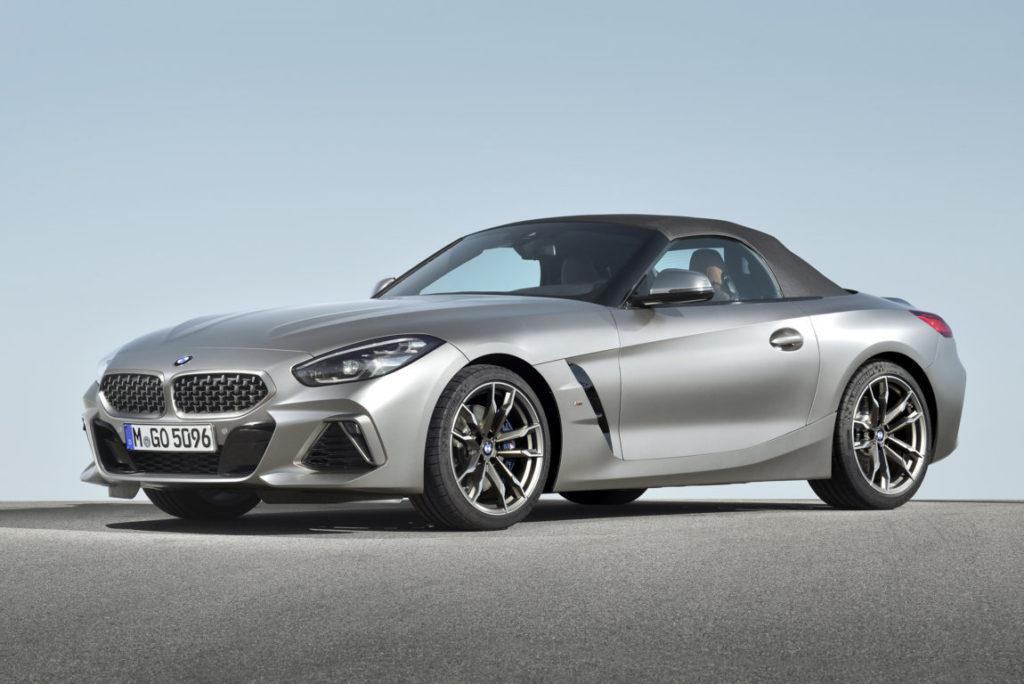 BMW Z4 Roadster 2018 G29 (13)