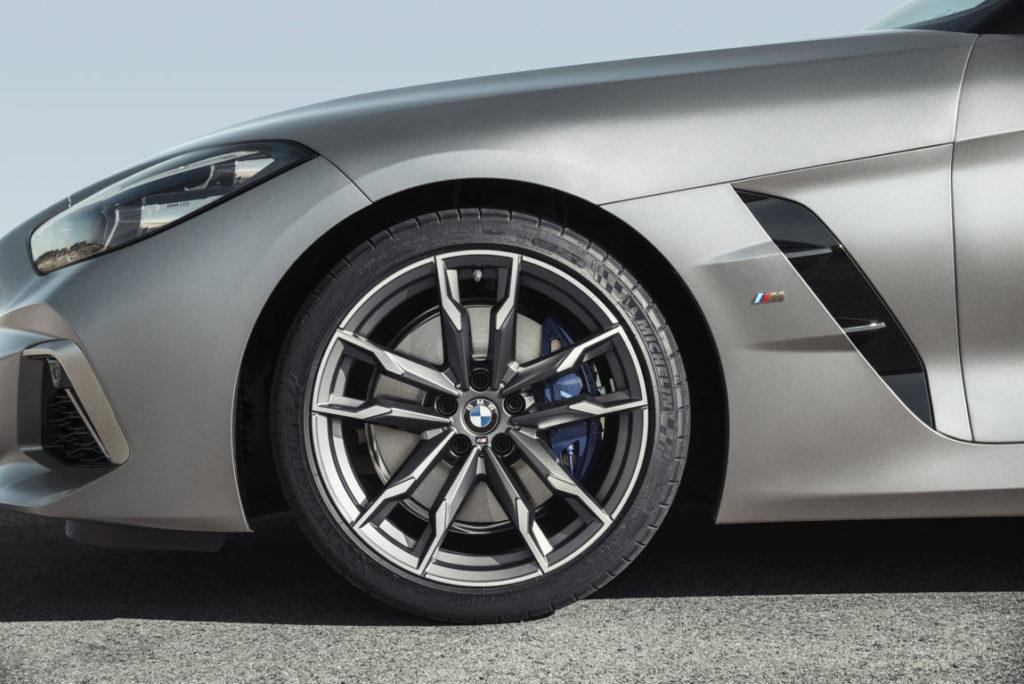 BMW Z4 Roadster 2018 G29 (16)