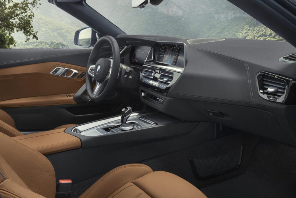 BMW Z4 Roadster 2018 G29 (17)