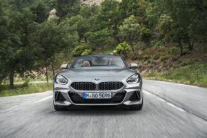 BMW Z4 Roadster 2018 G29 (2)
