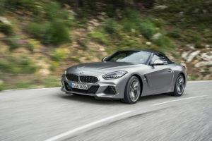 BMW Z4 Roadster 2018 G29