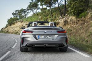 BMW Z4 Roadster 2018 G29 (4)