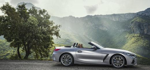 BMW Z4 Roadster 2018 G29 (5)