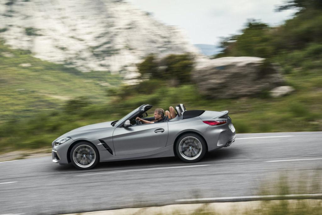 BMW Z4 Roadster 2018 G29 (6)