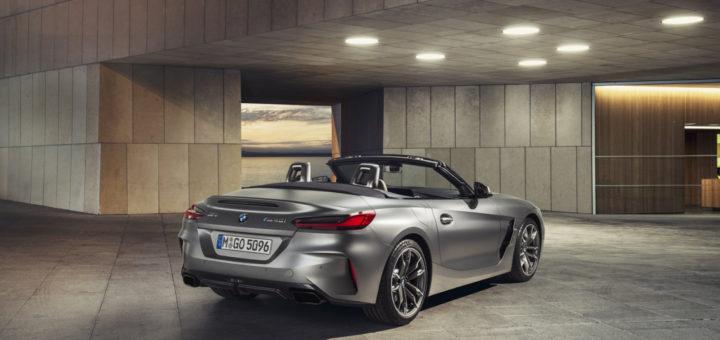 BMW Z4 Roadster 2018 G29 (8)