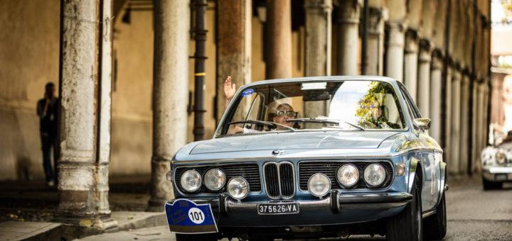 Gran Premio Nuvolari 2018 - BMW 3.0 CSL BMW Classic