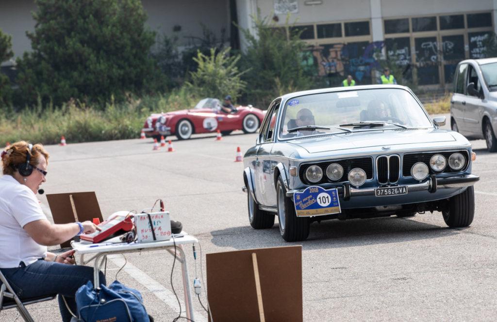 Gran Premio Nuvolari 2018 - BMW Group Classic - BMW Italia - Solero_Saturnino - BMW 3.0 CSL (12)